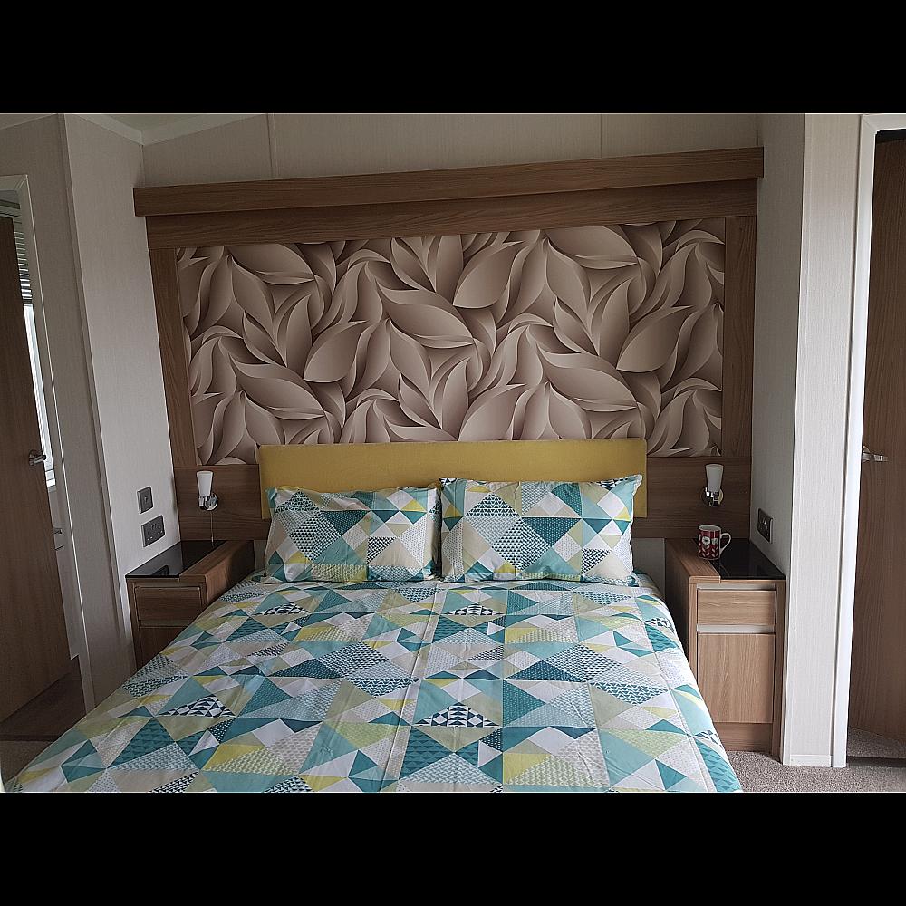 2018 Swift Chamonix Lodge