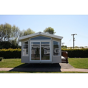 2017 Willerby Aspen Lodge
