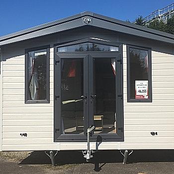 2018 Swift Biarritz Lodge