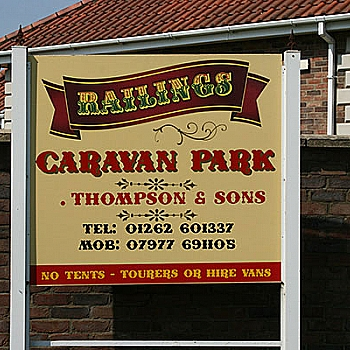 The Railings Caravan Park